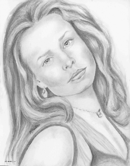 Holly Marie Combs by Christine